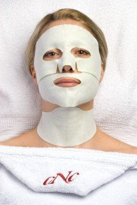 Hydrogel Face & Neck Mask