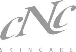 Logo_CNC Skincare_Silber